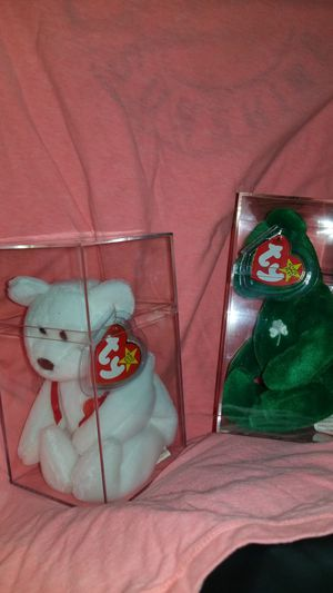 Tiny beanie babies for Sale in Stockton, CA