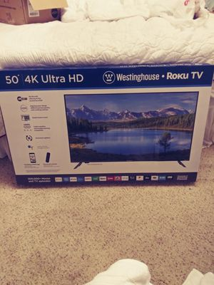 Brand new 50 inch smart tv for Sale in Vancouver, WA