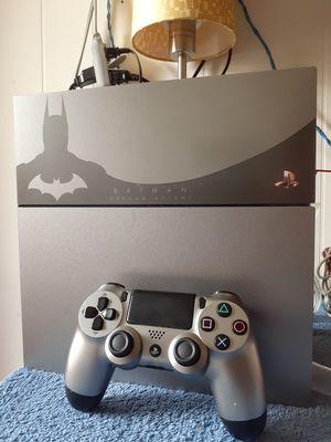 Ps4 batman edition for Sale in Pawtucket, RI