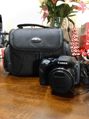 Canon PowerShot SX530 HS 16.0 MP 50x Optical Zoom 1080p Full HD Digital Camera for Sale in Quinlan, TX