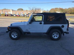 2006 Jeep Wrangler for Sale in Hillcrest Heights, MD