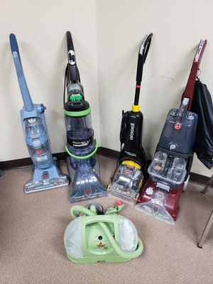 Hoover, Bissell Shampooers, Floor cleaners for Sale in Sterling, VA