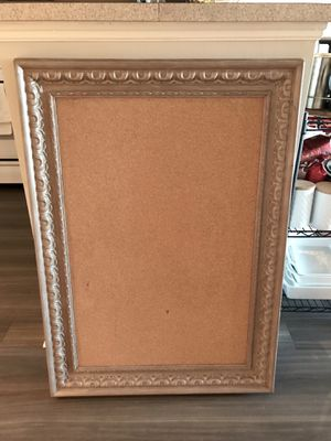 large rustic photo frame 23.5x35 for Sale in Arlington, VA