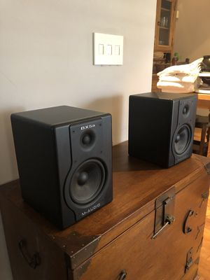 M-Audio BX5a (pair) for Sale in Los Angeles, CA