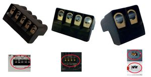 2pin 4pin 5pin amp plug ppi precision power amplifier mmats a/d/s ads orion dei viper butler tube driver mmats blaupunkt for Sale in Huntington Beach, CA