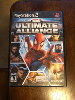 Marvel ultimate alliance for Sale in Columbia, MO