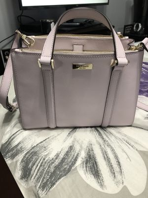 Kate Spade light pink purse for Sale in Harrison charter Township, MI