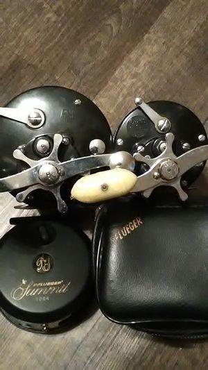 3 reels two Penn reels , fly fishing reel for Sale in Vineland, NJ