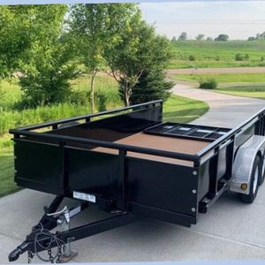 PJ trailer available for sale.- $1000 for Sale in Dallas, TX