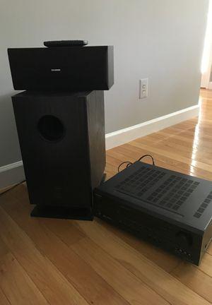 Onkyo 6.1 surround system for Sale in Fairfax, VA