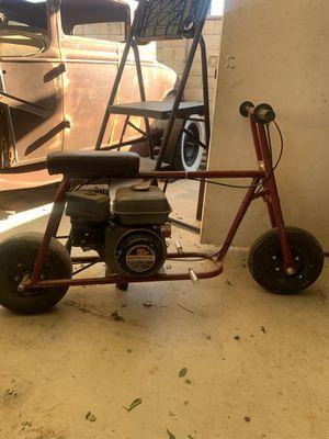 mini bike custom frame fast 45mph+ for Sale in Tustin, CA