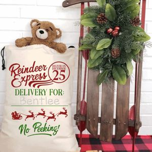Personalized Santa Sacks for Sale in Goodyear, AZ