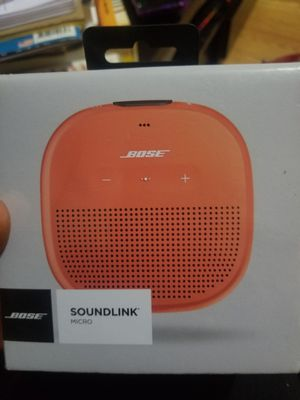 bose soundlink micro bluetooth speaker for Sale in Chicago, IL