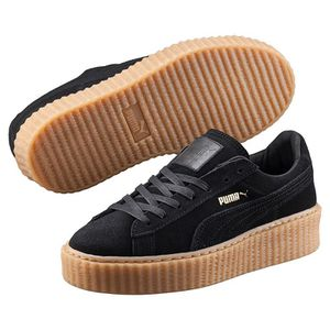 Fenty Puma Black & Oatmeal Creepers for Sale in Portland, OR