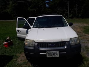 2003 Ford escape for Sale in Cumberland, VA