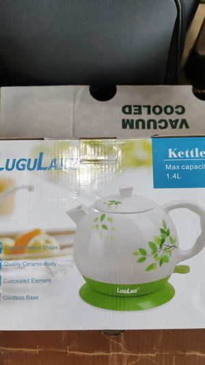 Brand new electric water kettle for Sale in Vienna, VA