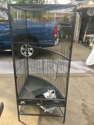 Prevue ferret cage for Sale in Sacramento, CA