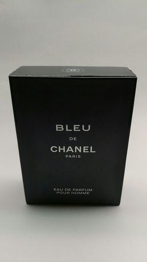 Blue Chanel men perfume for Sale in Hyattsville, MD