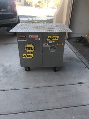 Welder Metal Cabinet for Sale in Avondale, AZ
