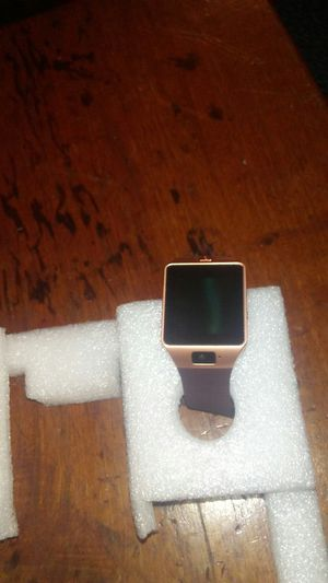 Bluetooth smart watch $45 obo for Sale in Rolla, MO
