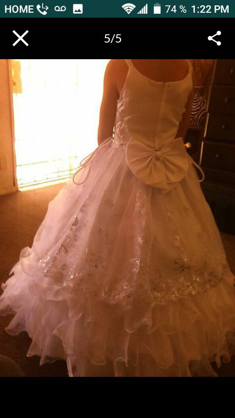 Dress 1 COMUNION new