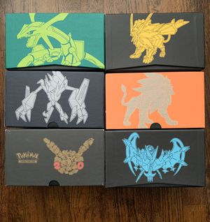Pokémon boxes for Sale in Los Angeles, CA