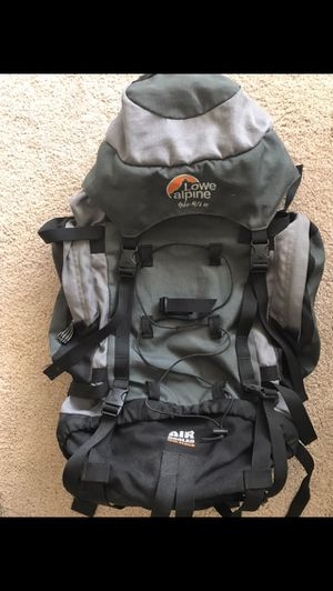 Lowe Alpine backpack - reinforced, excellent support for Sale in Winchester, VA