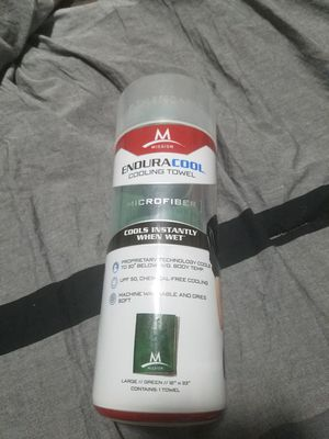 Brand New EnduraCool Cooling Towel for Sale in Boca Raton, FL