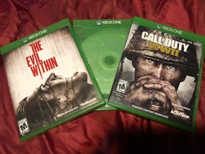 Xbox one games for Sale in Oretech, OR