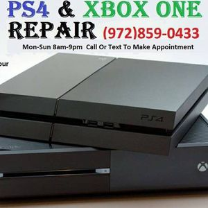 Ps5 PS4 XBOX SERIES XBOX ONE 360 for Sale in Grand Prairie, TX