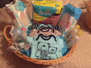 Baby shower basket for Sale in Duncanville, TX