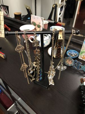 Necklace holder for Sale in Plainview, NY