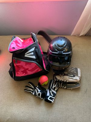 8u Softball Bundle for Sale in San Jose, CA