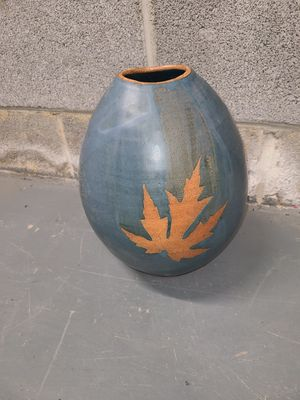 Hand made pottery vase for Sale in Falls Church, VA