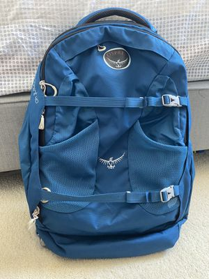 Osprey Fairpoint 40 luggage backpack for Sale in San Diego, CA