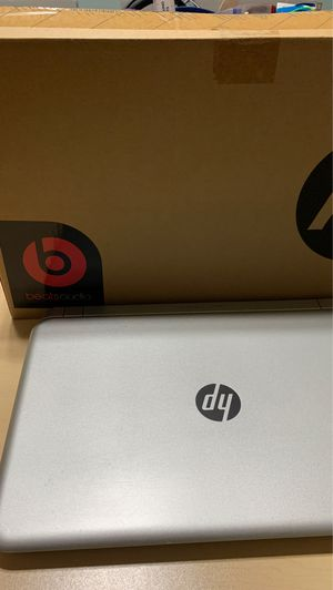 HP Pavilion 15 Inch Notebook Beats Audio SSD 512 GB/Go for Sale in Oviedo, FL