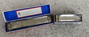 Two Harmonicas for Sale in Sicklerville, NJ