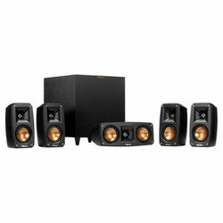 Klipsch Reference Theater Pack 5.1 Channel Surround Sound System for Sale in Villa Park,  IL