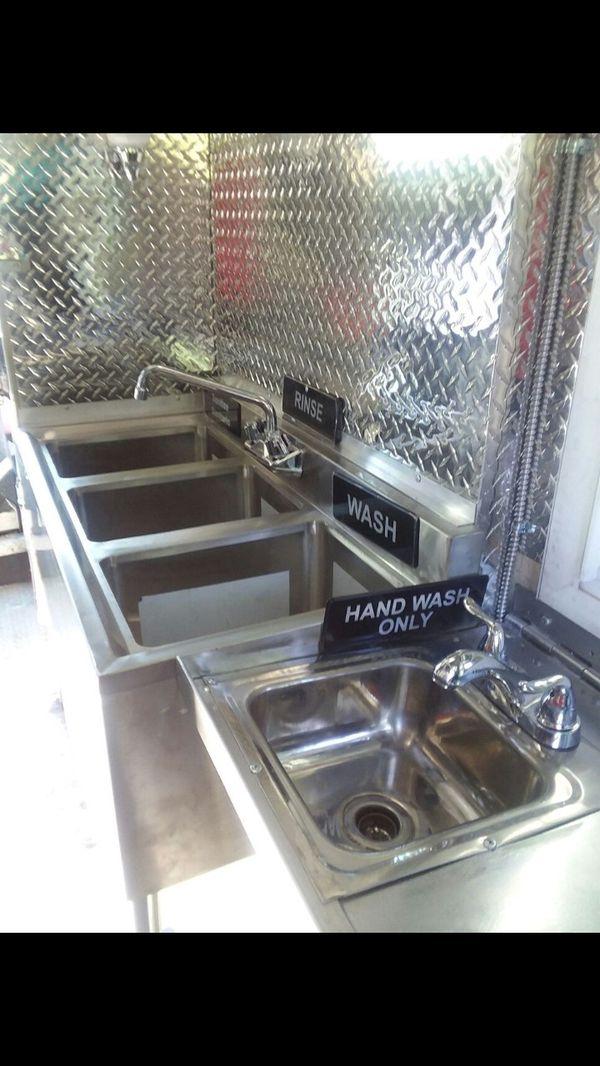 Food truck GMC