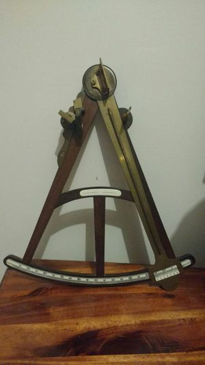 Vintage / antique Sextant F Robson Newcastle for Sale in North East, PA