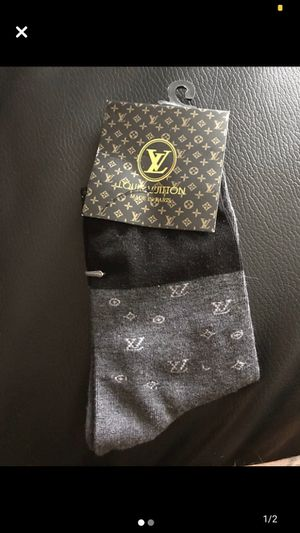 Louis Vuitton socks for Sale in District Heights, MD