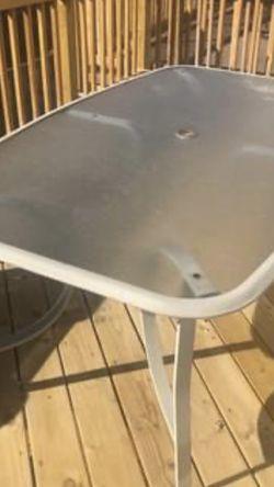 Patio Glass Table for Sale in Manassas,  VA
