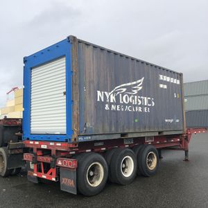 Used 20' Container With Roll Door! for Sale in Tacoma, WA