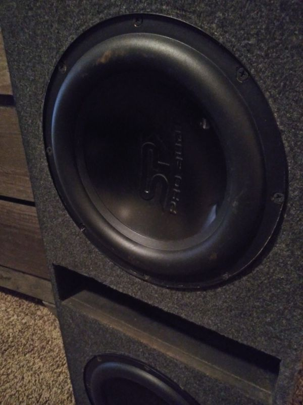 Subwoffers Speakers