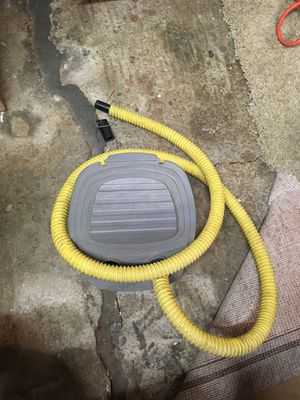 Foot Air Pump for Sale in Portland, OR