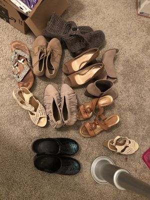 Boutique Shoes, (Ugg, Naughty Monkey, Kelly Clarkson, Fringe, Rhinestones, Lace, Dansko ) for Sale in Clarksville, TN