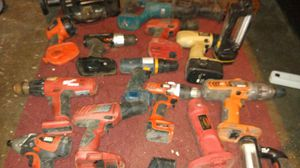 Cordless tools for Sale in Portland, OR