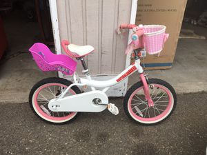 Girls 16inch bike for Sale in Edmonds, WA