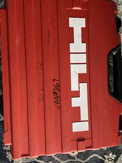 HILTI SID 4-A22 Drill+ Extra Battery + Charger for Sale in Nashville,  TN