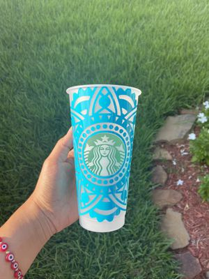 Starbucks cup for Sale in Channelview, TX